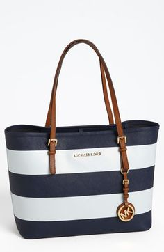 MICHAEL Michael Kors 'Jet Set - Small' Travel Tote | Nordstrom  Need!!!!!