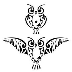 Tribal Owl Tattoo Designs  Tattoos Zimbio