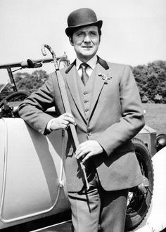 Patrick Macnee - John Steed / The Avengers