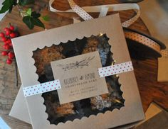 NINE + SIXTEEN | How to Make Cute Packaging Labels