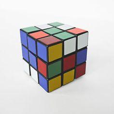 "Vintage 2 1/4"" Rubik's Cube $14.95"