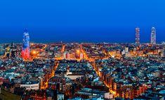 Barcelona, a lo Drive