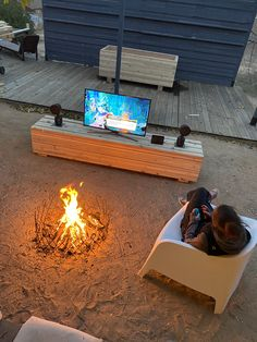 We built an DIY Outdoor Entertainment Center using MSE Audio's Rockustics Cherry Bomb Outdoor speakers