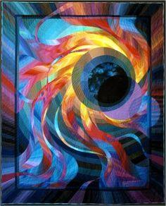 Caryl Bryert Fallert  Absolutely Inspiring quilts!