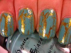 crackle polish
