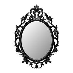 Mirror, oval, black bathroom mirrors, mirror mirror, spray, frame, wall mirrors, paint, ikea, bedroom, snow white