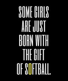 Softball gift