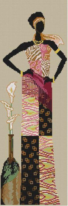 galleryru, african, crossstitch, inbal1995