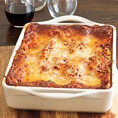 Vanessa's+Make-Ahead+Beefy+Lasagna+|+MyRecipes.com