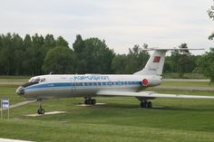 Tupolev Tu-134 at Mi