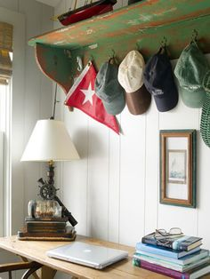 Home Office Ideas - How to Decorate a Home Office - Country Living