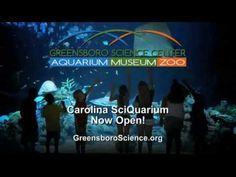 GSC SciQuarium Now Open