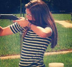 Sadie shootin