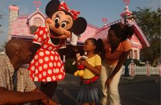 7 Unexpected Places to Meet Disney Characters