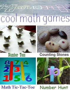 Cool Math Games-They are perfect for helping our kids keep learning alive and refreshing their math skills.