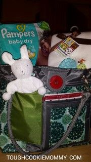 Diaper Bag and Pampers Prize Pack #giveaway