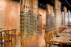 wine racks wines, memphi, wine racks, design homes, restaurant design, hotel, restaurantbar interior, restaurants, restaur design