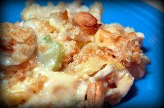 dot creation, cashew chicken, polka dots, chicken casserole, main dish, oven, casserol recip, casserole recipes, pink polka