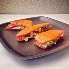 Eat Suite: Eggless Breakfast 1: Carrot-Ninis