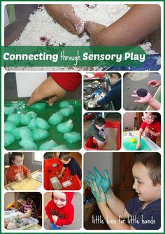 Sensory Play At Home