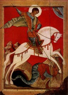 Saint George Icon