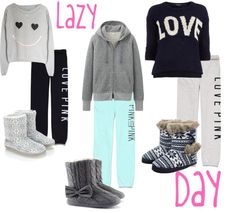 """""""Lazy Day"""" by hglove4ever ❤ liked on Polyvore"""