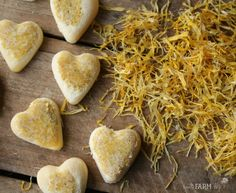 Calendula Bath Melts