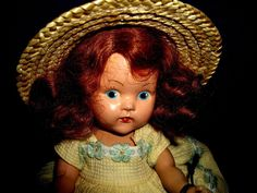 """Ginny PE strung doll w/""""MARGIE"""" outfit & TAGS"""