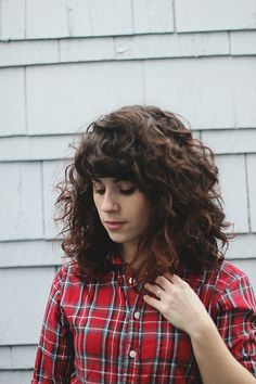 curly routine by Delightfully Tacky, via Flickr