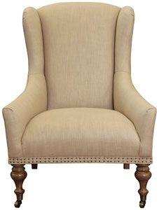 icon ginger chair - custom $1795