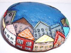 PAINTED ROCK...houses,houses,houses!