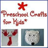 Preschool Crafts for Kids* ~ tons of great craft ideas