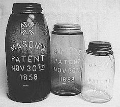 Ball mason jars on pinterest ball jars ball mason jars for Why are mason jars called mason jars