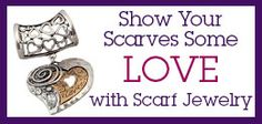 Find your favorite Scarf Jewelry