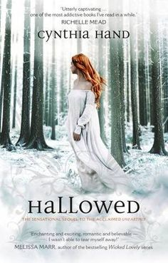 Hallowed - Cynthia Hand (Unearthly #2)