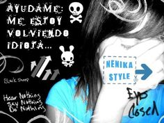 Lindo collage de amor de Nenika Style
