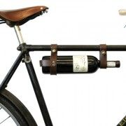bike wine rack?