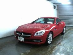Used Mercedes Benz SLK Class 2011 Car for sale in Lahore - 561967 - 1965389