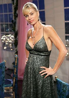 Eileen Davidson (Ashley Abbott) - The Young and the Restless