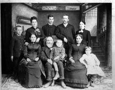 1889 Family Portrait