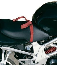 Afraid you can't hold on? Research and development reveals that TALON PASSENGER SAFETY HANDLES offer a safe and comfortable alternative to the rear-seat rider holding on to the driver's waist or clothing, sometimes a problem during long rides or abrupt take-offs. $19.95