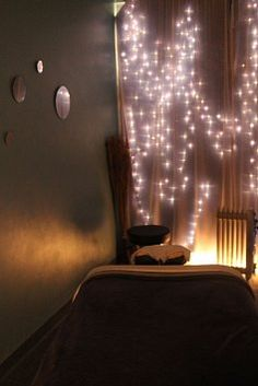Massage Therapy Room on Pinterest