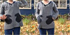 Jersey para manos calientes y frias :)
