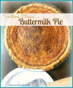 Buttermilk Pie – Just like my Nanny used to make Posted on May 16, 2013 by amandacoers