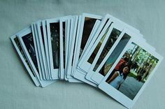 faux instax: how to