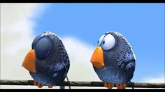 Disney Pixar ~ For the Birds ~ original in HD 1080p