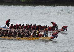 SPORTS EVENTS. Washington D.C. Dragon Boat Festival