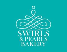 Absolutely adore this logo - love how its kind of vintage but modern at the same time, love how it suggests the shape of a cupcake without being a cake (although my business will hopefully focus more on wedding cakes rather than cupcakes). My favourite cake company logo by miles.