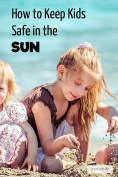 Sun Safety for Child