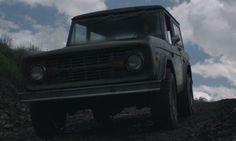 1970 Ford Bronco V8 My Bloody Valentine